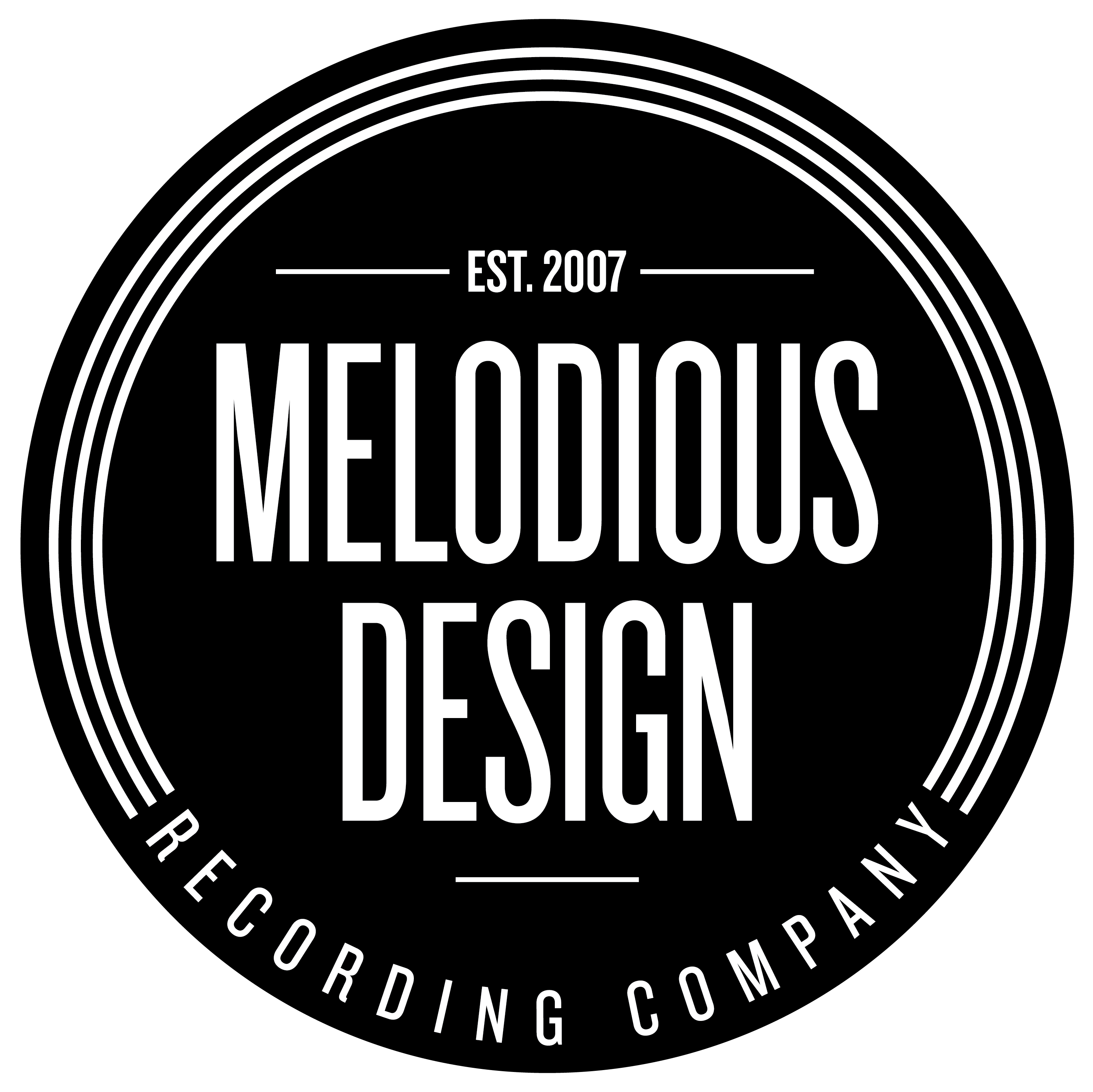 Melodious Design Recording Co.